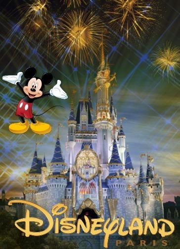Disneyland-Parijs